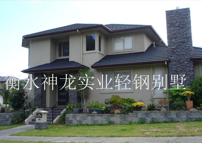 民用輕鋼別墅(二層)29